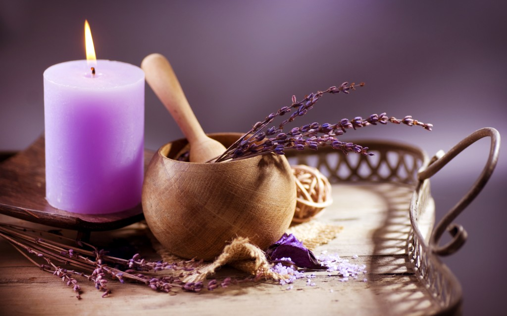 Aromatherapy-cure