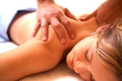 Massaging and Acupressure