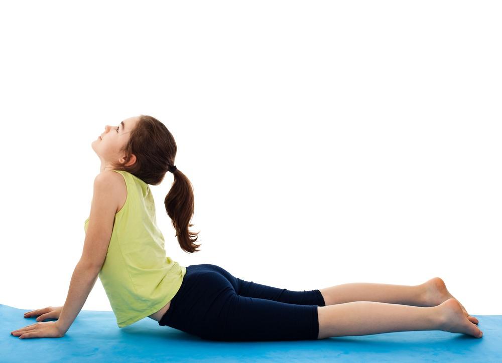 5 Easy Yoga Poses For Little Kids