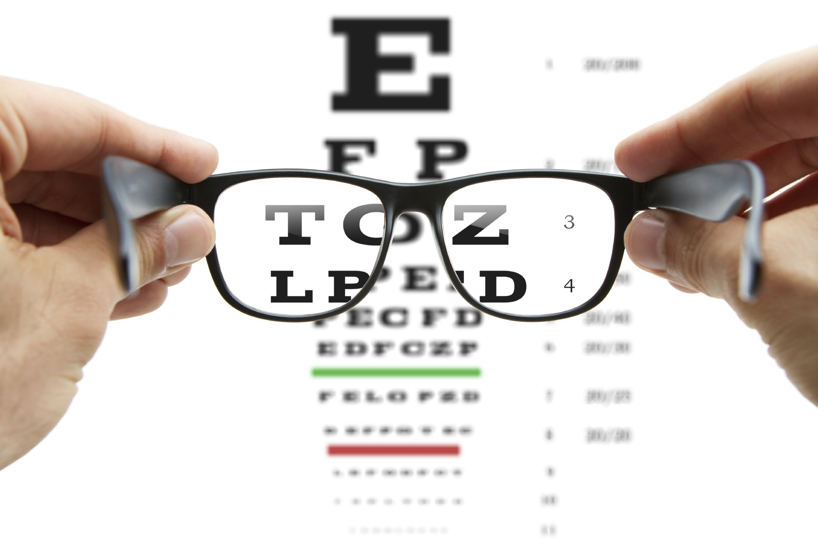 Colour therapy for eyesight - Low Eyesight Cure