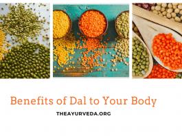 benefits of dal